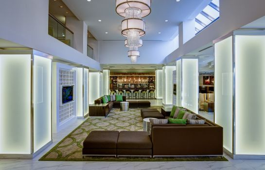 Lobby Dallas/Addison Marriott Quorum by the Galleria