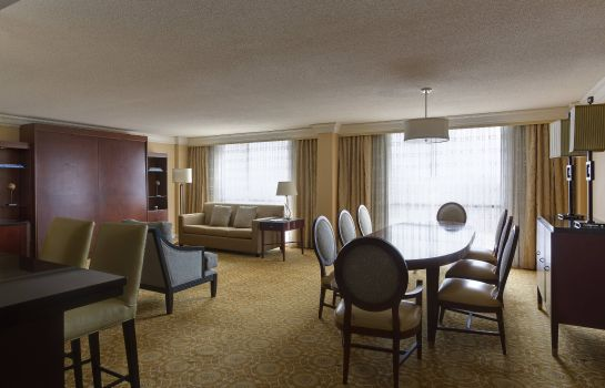 Suite Dallas/Addison Marriott Quorum by the Galleria