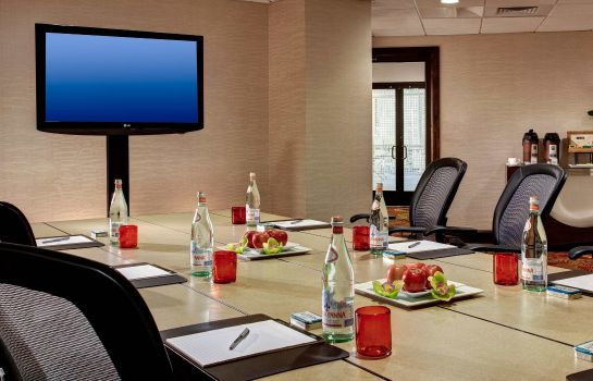 Conference room Dallas/Addison Marriott Quorum by the Galleria