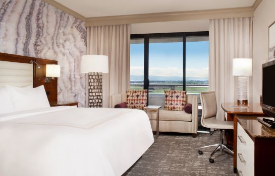 Zimmer Denver Airport Marriott at Gateway Park