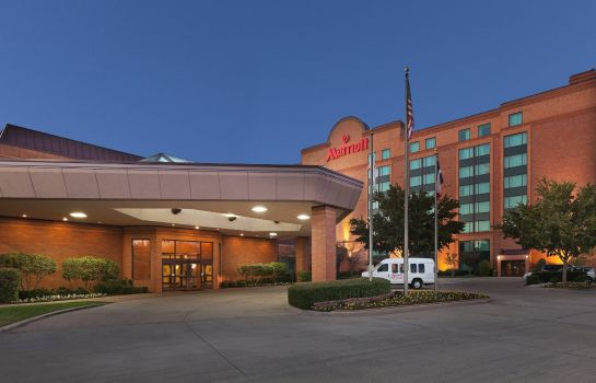 Exterior view Marriott DFW Airport South