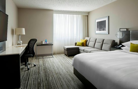 Room Marriott DFW Airport South