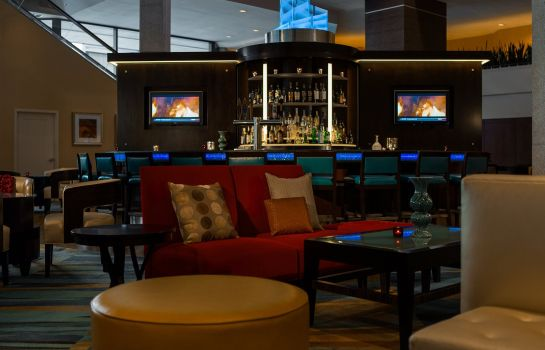 Hotel-Bar Des Moines Marriott Downtown