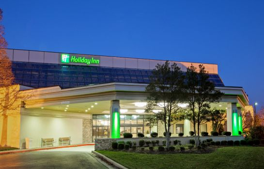 Exterior view Holiday Inn EVANSVILLE AIRPORT