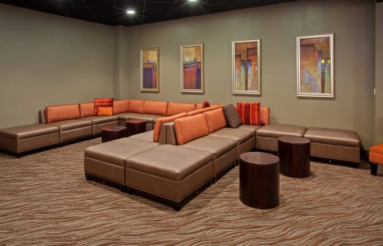 Lobby Holiday Inn EVANSVILLE AIRPORT