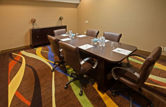 Conference room Holiday Inn EVANSVILLE AIRPORT