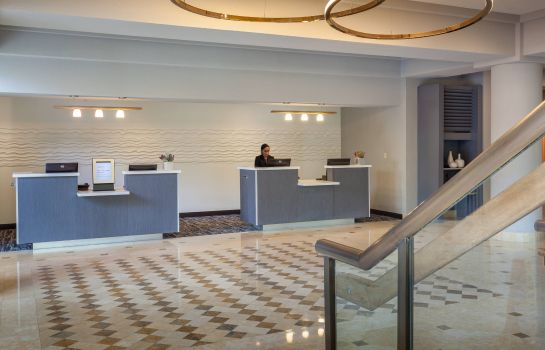 Hol hotelowy Fort Lauderdale Marriott North