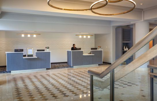 Hotelhal Fort Lauderdale Marriott North
