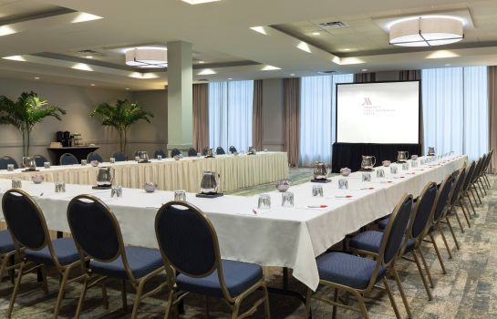 Sala konferencyjna Fort Lauderdale Marriott North