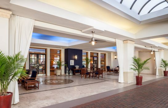 Lobby Fort Lauderdale Marriott Harbor Beach Resort & Spa