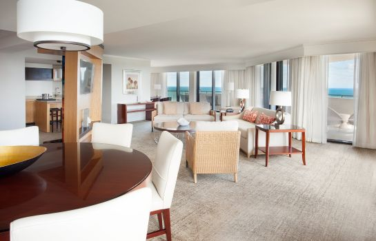 Zimmer Fort Lauderdale Marriott Harbor Beach Resort & Spa