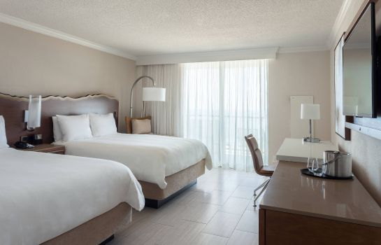 Room Fort Lauderdale Marriott Harbor Beach Resort & Spa