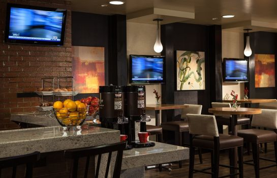 Bar del hotel Greensboro-High Point Marriott Airport