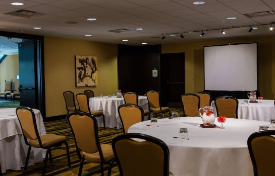 Sala de reuniones Greensboro-High Point Marriott Airport