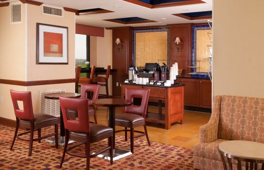 Bar del hotel Greenville Marriott