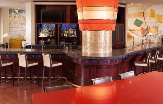 Hotel-Bar Greenville Marriott