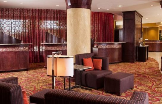 Hotelhalle Greenville Marriott