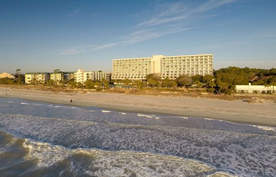 Vista esterna Hilton Head Marriott Resort & Spa