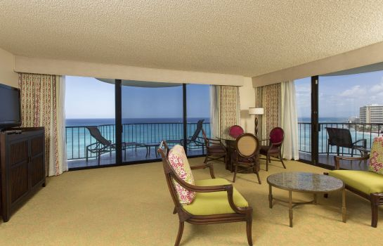 Suite Waikiki Beach Marriott Resort & Spa