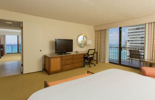 Zimmer Waikiki Beach Marriott Resort & Spa