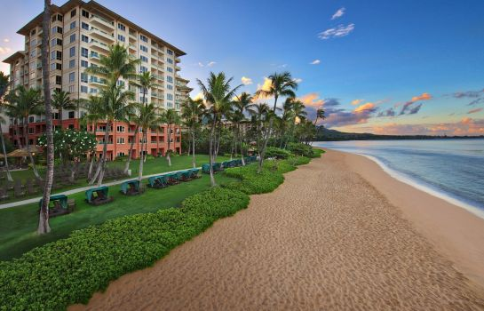 Außenansicht Marriott's Maui Ocean Club  - Lahaina & Napili Towers