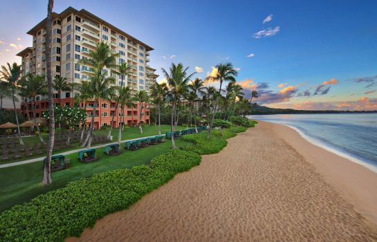 Vista exterior Marriott's Maui Ocean Club  - Lahaina & Napili Towers