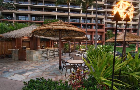Hotel-Bar Marriott's Maui Ocean Club  - Lahaina & Napili Towers