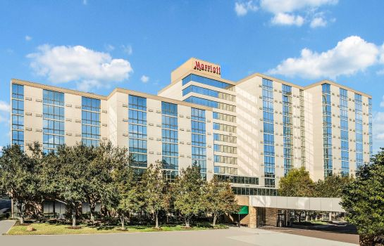 Buitenaanzicht Houston Marriott North