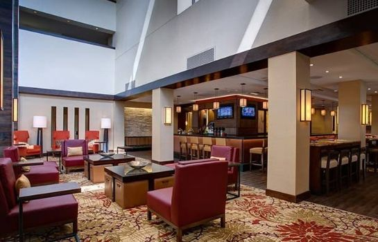 Hotelhal Houston Marriott North