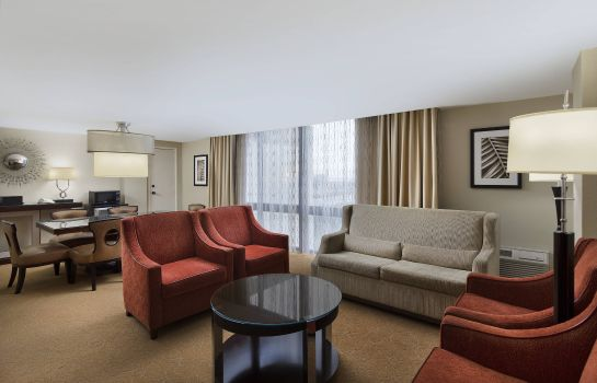 Suite Houston Marriott North