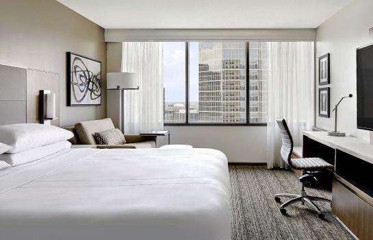 Chambre Houston Marriott Medical Center/Museum District