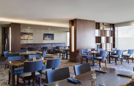 Restaurant Houston Airport Marriott at George Bush Intercontinental