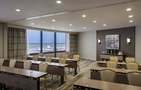 Sala konferencyjna Houston Airport Marriott at George Bush Intercontinental