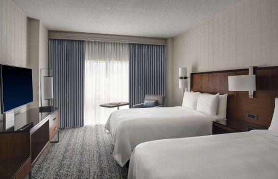Chambre Houston Airport Marriott at George Bush Intercontinental