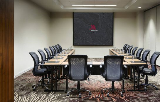 Conference room Las Vegas Marriott