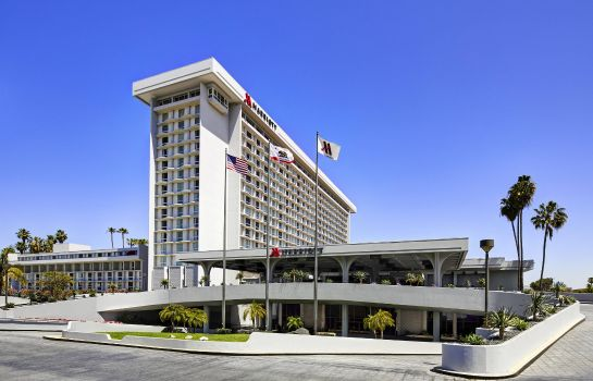 Exterior view Los Angeles Airport Marriott