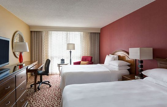 Chambre Los Angeles Airport Marriott
