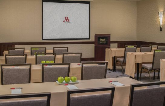 Conference room Fullerton Marriott at California State University