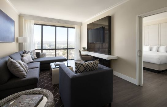 Suite Irvine Marriott