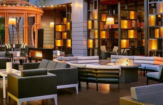 Hotel-Bar Marina del Rey Marriott