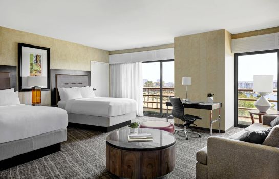 Suite Marina del Rey Marriott