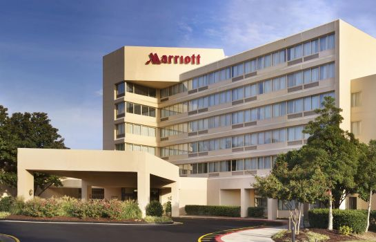 Außenansicht Marriott at Research Triangle Park