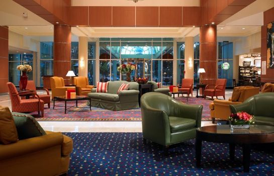 Hotelhalle Warner Center Marriott Woodland Hills