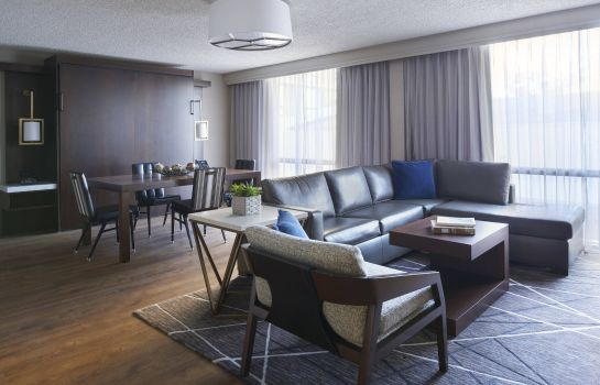 Suite Kansas City Airport Marriott