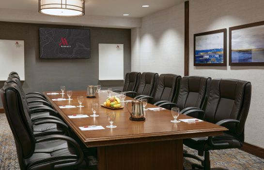 Conference room Kansas City Airport Marriott