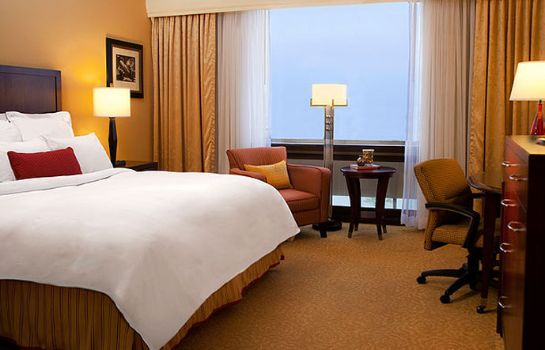 Room Kansas City Airport Marriott
