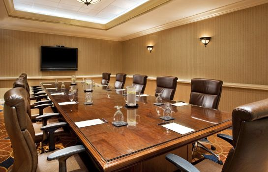 Conference room Sheraton Memphis Downtown Hotel
