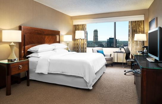Room Sheraton Memphis Downtown Hotel