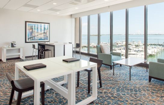 Conference room Miami Marriott Biscayne Bay