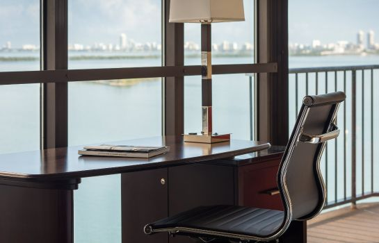 Zimmer Miami Marriott Biscayne Bay